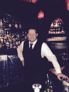 Damien, The Bartender
