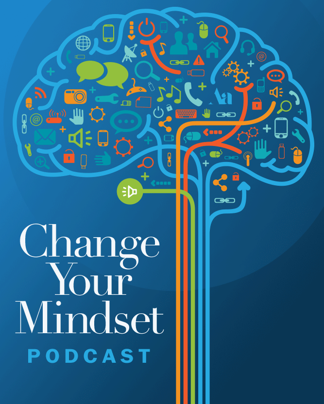 Change You Mindset Podcast Sidebar Graphic
